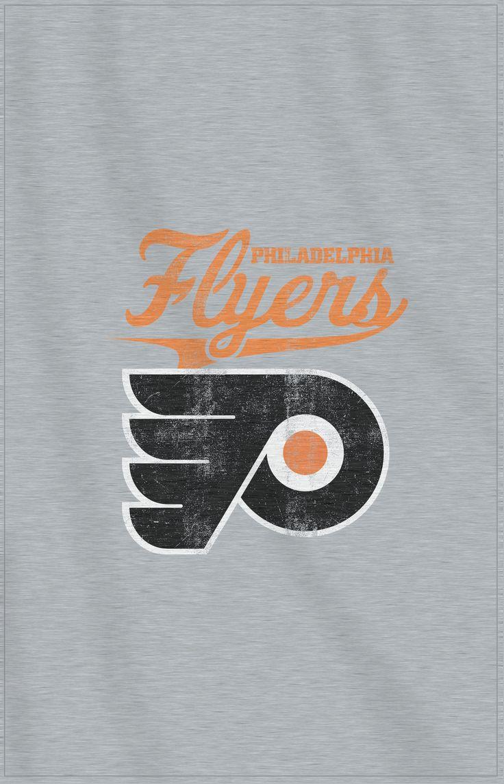 NHL Flyers Throw