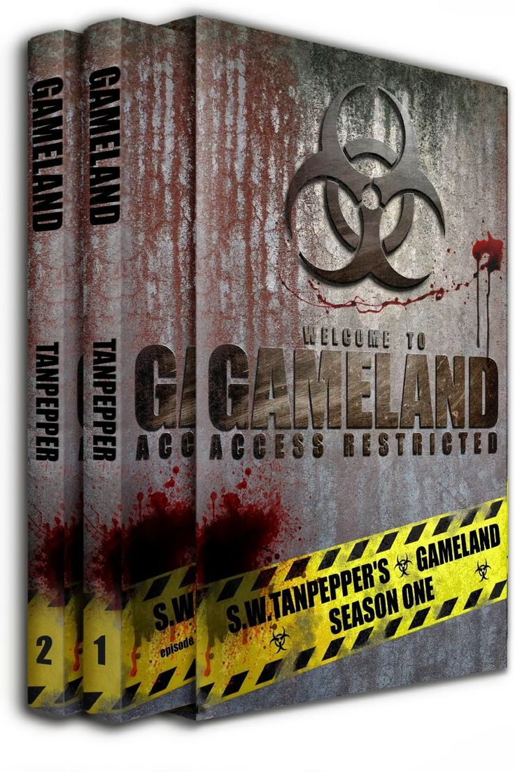 Free Zombie Books: Gameland, By Sw Tanpeper