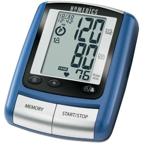 HoMedics BPA110 Deluxe Digital Automatic Blood Pressure Monitor *** Click image to review more details.