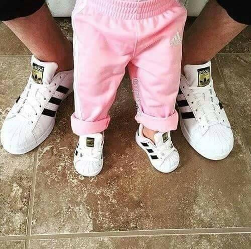 Calzado para niños y padres (zapatillas y tenis)