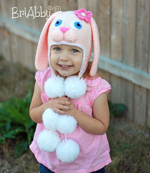 how to make animal hats crochet