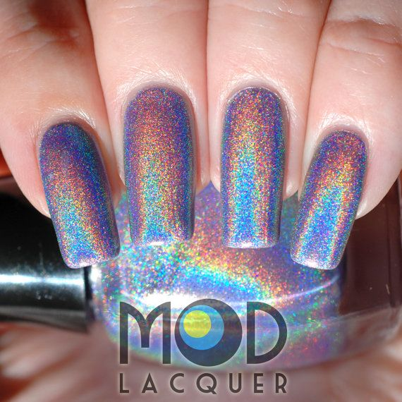 High Strangeness Holographic Nail Polish 12ml NEW BOTTLE & PRICE