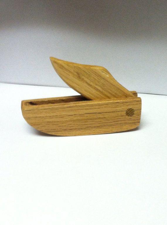 Wooden Pocket Knife - find it on etsy.com/shop/hollyshbz