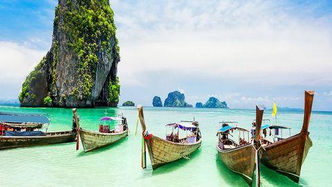 BANGKOK PHUKET 6D5N (Phuket Thailand)