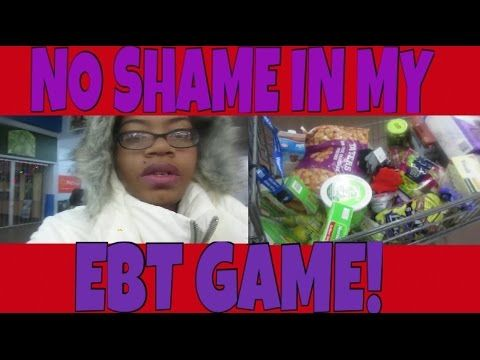 NO SHAME IN MY EBT CARD GAME! (DAILY VLOG #189) |BLACK DAILY VLOGGERS|
