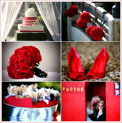 My favorite mood board while getting ready for my wedding.