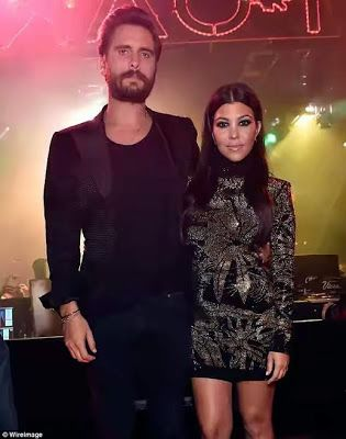 Kourtney Kardashian and Scott Disick are giving their relationship another chance
