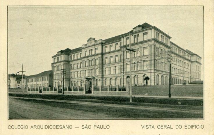 Colégio Arquidiocesano, 1939