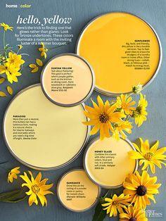 25+ best yellow paint colors ideas on pinterest | yellow kitchen