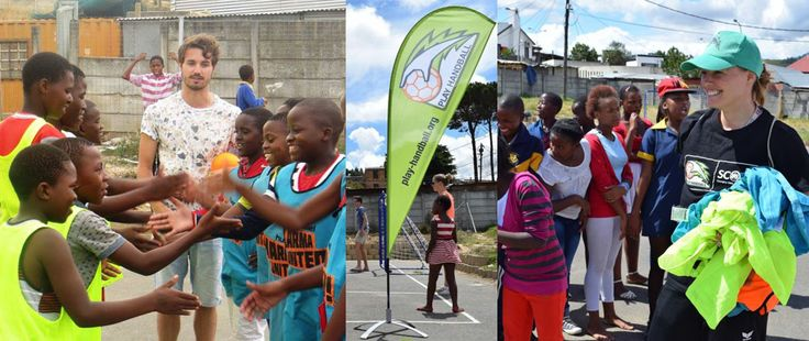 Street Handball Tournament in Kayamandi with Play Handball South Africa