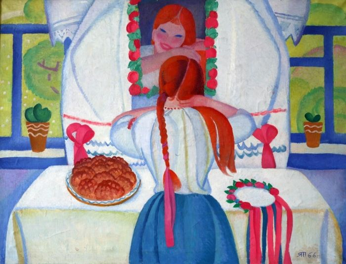 Tatiana Yablonskaya The Bride 1966