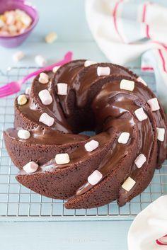 Ciambella panna e cioccolato morbidissima   Chiarapassion