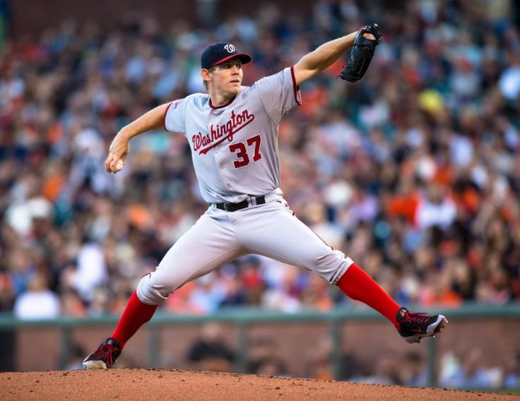 Chicago Cubs at Washington Nationals (With images