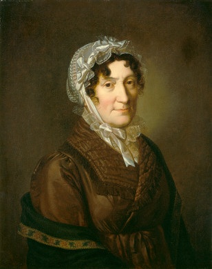 Unknown 19th Century  Portrait of a Lady, probably c. 1820  Andrew W. Mellon Collection  1942.8.3