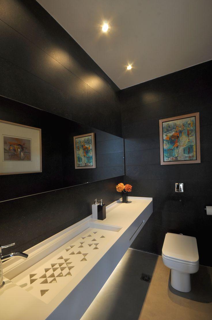 #Baños #Bathrooms #Arquitectura #Toilet #VanguardaArchitects