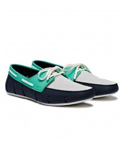 Swims - Sports Loafer - Navy/Teal