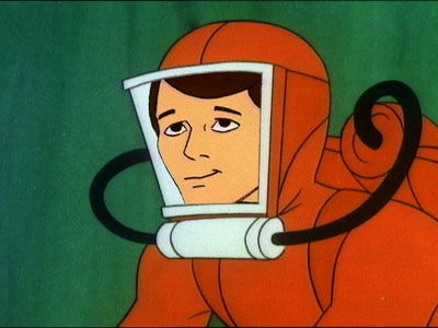 Watch Free Online Video Sealab 2021 - Little Orphan Angry
