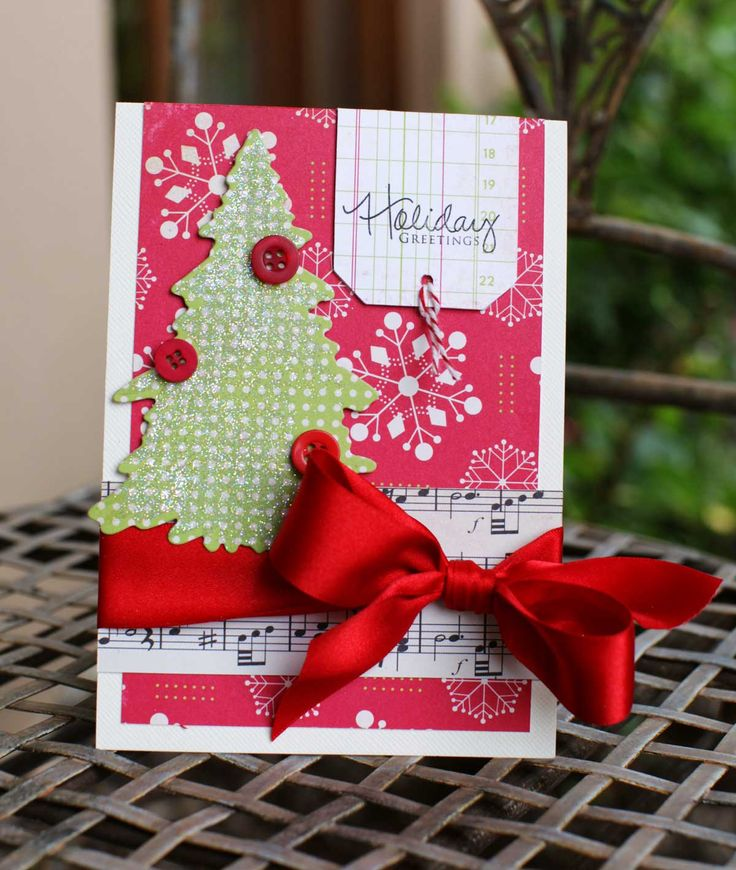 28 best Homemade cards- Waterfall cards images on Pinterest - blank xmas cards