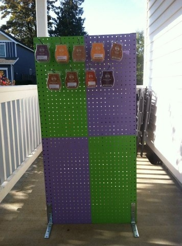 Peg board display me being crafty pinterest display for Vendor craft shows near me