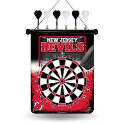 New Jersey Devils NHL Magnetic Dart Board