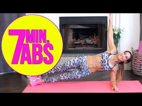 Best Lower Abs Workout | Natalie Jill - YouTube