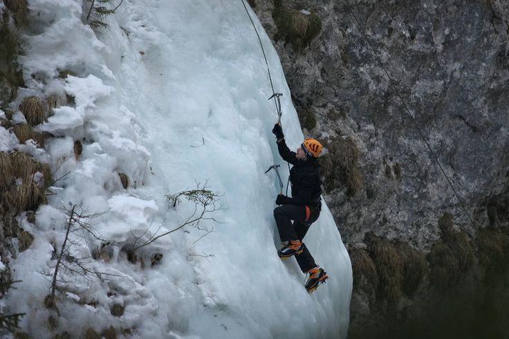 Ice Climbing / Arrampicata su Ghiaccio #dolomitistars
