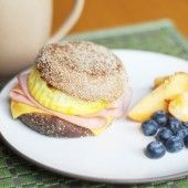 Fake-Out Starbucks Breakfast Sandwiches | Thriving Home