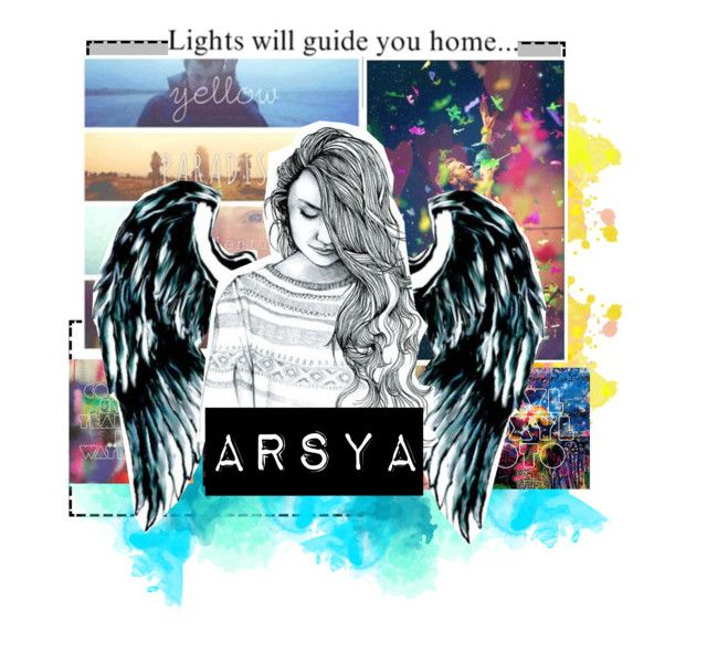 coldplay(ers) by elnffox on Polyvore featuring art