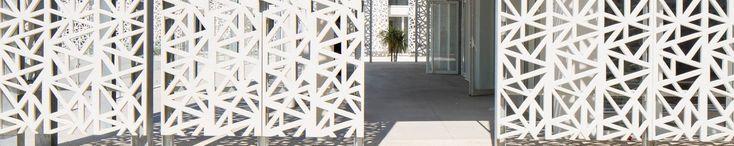 Brise Soleil & Perforated Facades