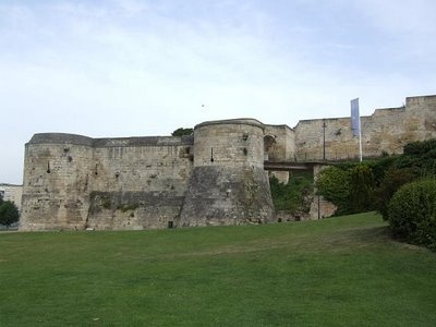 Chateau Ducal, Caen
