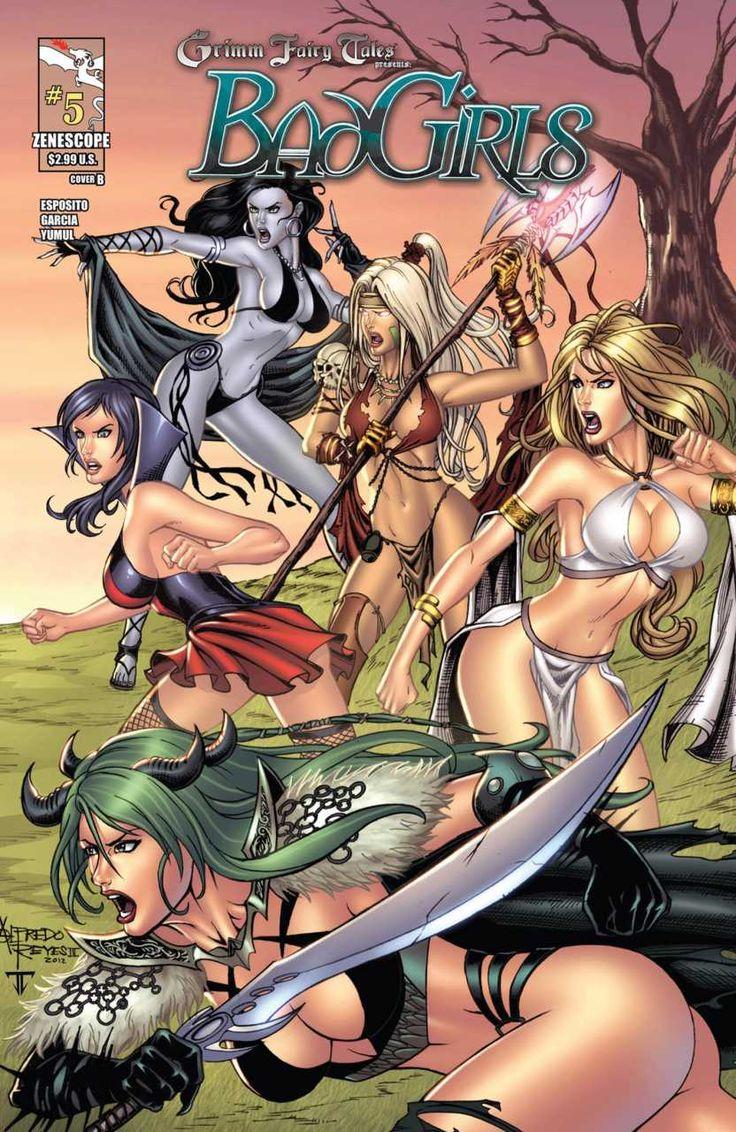 Порно комиксы grimm fairy tales 1