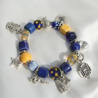 Charm Bracelet - USNA Chapel bracelet by VIDA VIDA OYnSj
