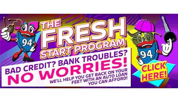 Bad Credit Bank Troubles No Worries We Ll Help You Get Back On Your Feet With An Auto Loan You Can Afford Click To Le Car Loans Bad Credit Start Program