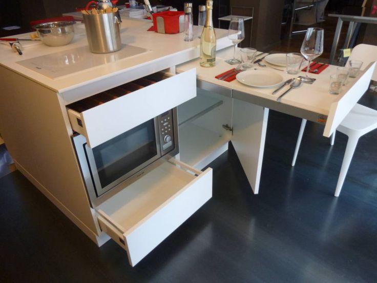 1000  ideas about muebles para cocina pequeña on pinterest ...