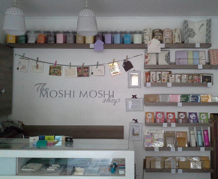 #TheMoshiMoshiShop es una tienda especializada en papelería y regalos. ¡Visítanos y antójate!