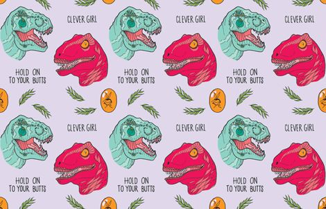 54 best fabrics dinosaur images on pinterest dinosaurs for Purple dinosaur fabric