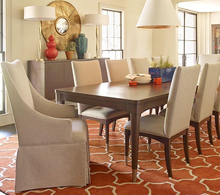 Soho Collection: Rectangle Leg Table