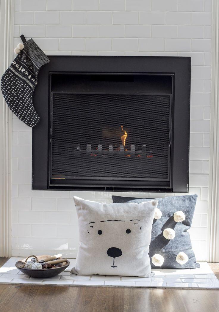 #blackandwhite #stocking