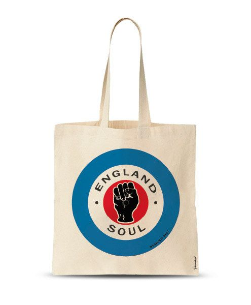 England soul Tote Bag British Tote Shoulder Bag by store365