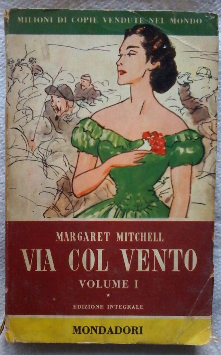 Amazon.it: Via col vento Vol. 1 - Margaret Mitchell - Libri