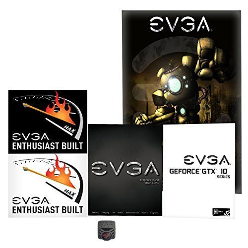 % TITLE%  - Real Base Clock: 1607 MHz / Real Boost Clock: 1835 MHz; Memory Detail: 3072MB GDDR5 EVGA GeForce GTX 1060 – Small Size, Huge Performance What you see is what you get! – No additional software required to achieve listed clock speeds  -  % SURL%