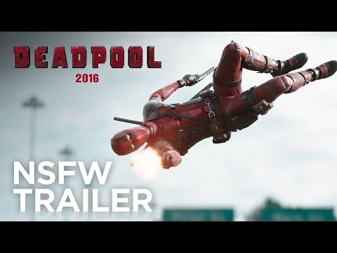 IT'S HERE!!!! IT'S HERE!!!! WE FINALLY HAVE IT!!!! THE OFFICIAL DEADPOOL TRAILER!!!! OMGGGG YESSSS!!!! WARNING: THIS IS THE UNCUT TRAILER. VIEWER DISCRETION IS ADVISED. IT CONTAINS STRONG LANGUAGE, VIOLENCE AND VERY BRIEF NUDITY.