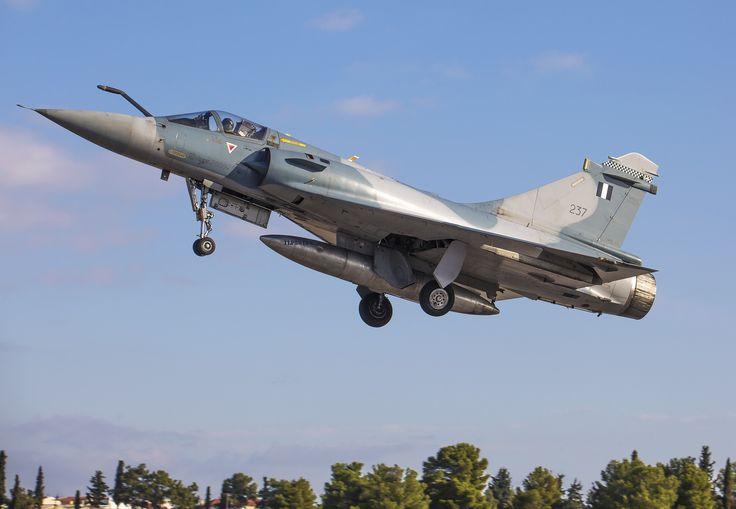 https://flic.kr/p/W4DKwg | Dassault Mirage 2000EG | Hellenic Air Force