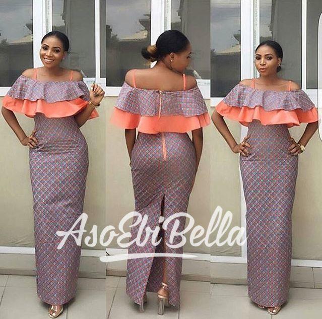 BellaNaija Weddings presents #AsoEbiBella – Vol. 188 – The Latest Aso Ebi Styles