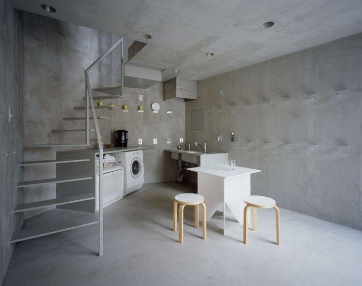 Tokyo-apartment-laundry-room-basement-ceradubois-Gardenista-733x580
