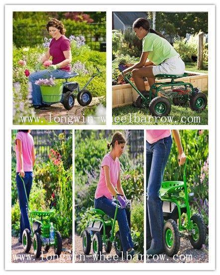 """Travail de laminage siège outil plateau pour jardinage paysage Scooter 10 """" roue-Chariots & chariots à main-ID de produit:60198184639-french.alibaba.com"""