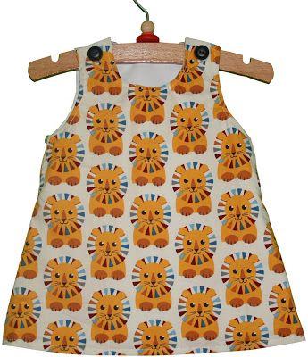 Gratis patroon A-lijn jurkje in maat 56 - de droomfabriek