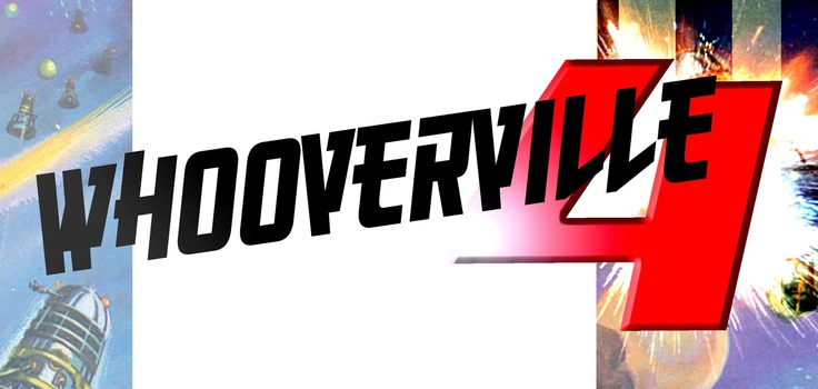 Whooverville 4 - A convention for fans of Doctor Who