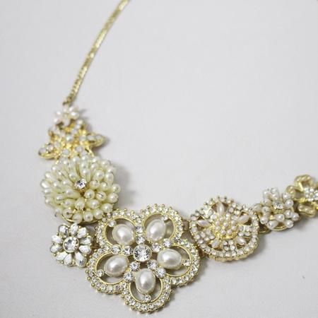 Beautiful Statement Necklace, never worn.