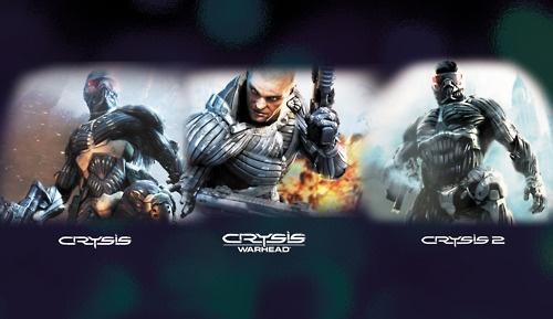 Crysis series by ~DRV3R